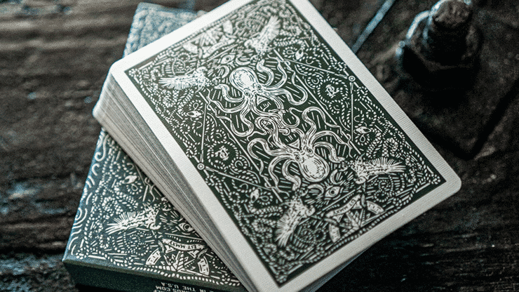 Seafarers Playing Cards by Joker and the Thief Alt2