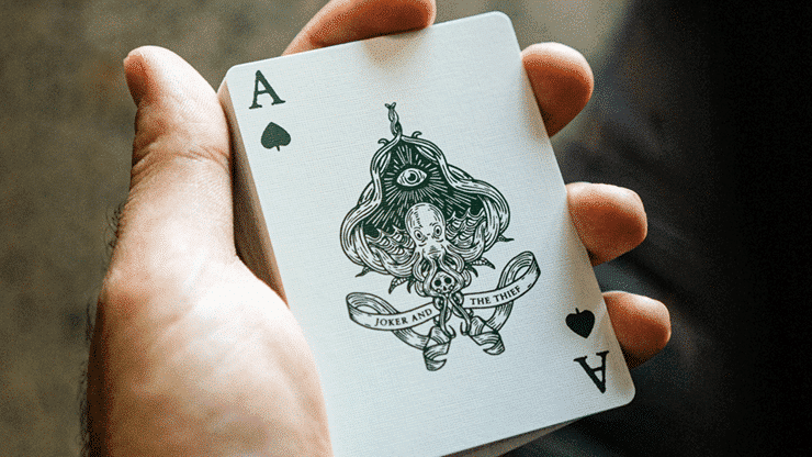Seafarers Playing Cards by Joker and the Thief Alt3