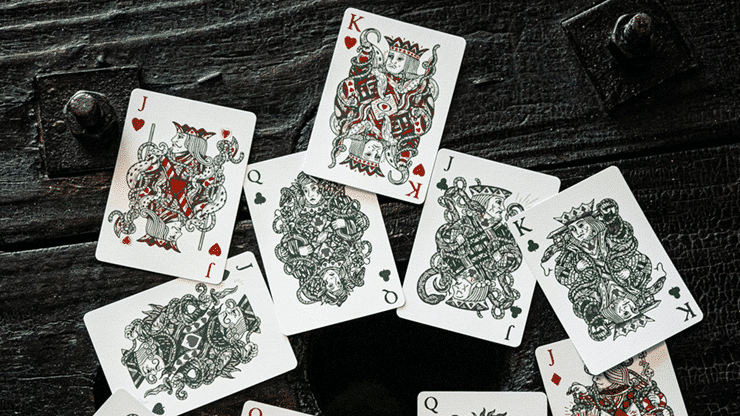 Seafarers Playing Cards by Joker and the Thief Alt4