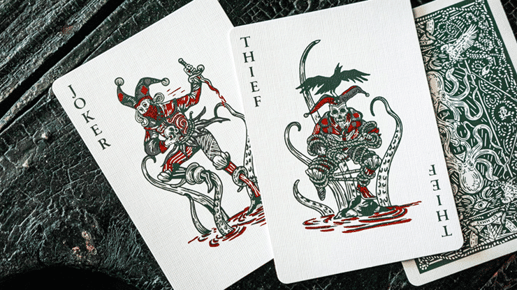 Seafarers Playing Cards by Joker and the Thief Alt5