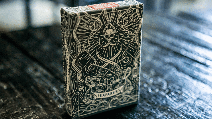 Seafarers Playing Cards by Joker and the Thief Galerie