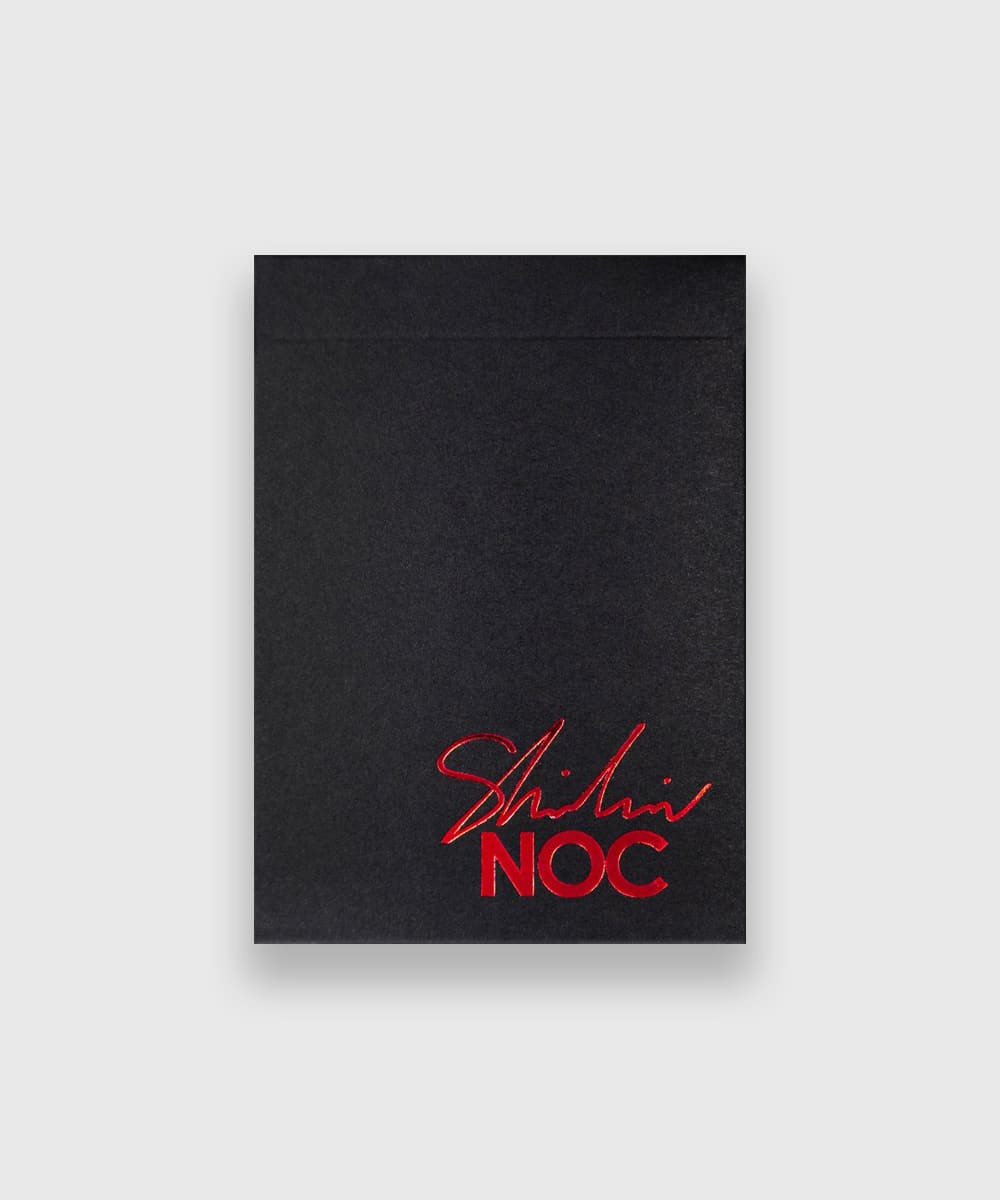 Shin x Noc Playing Cards Galerie