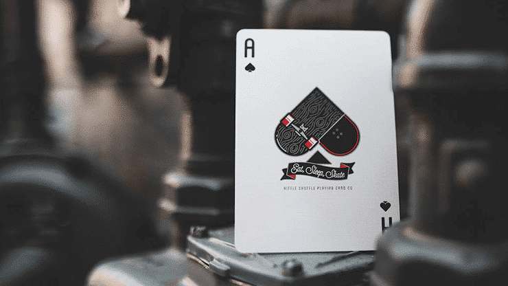 Skateboard V2 Playing Cards Alt3
