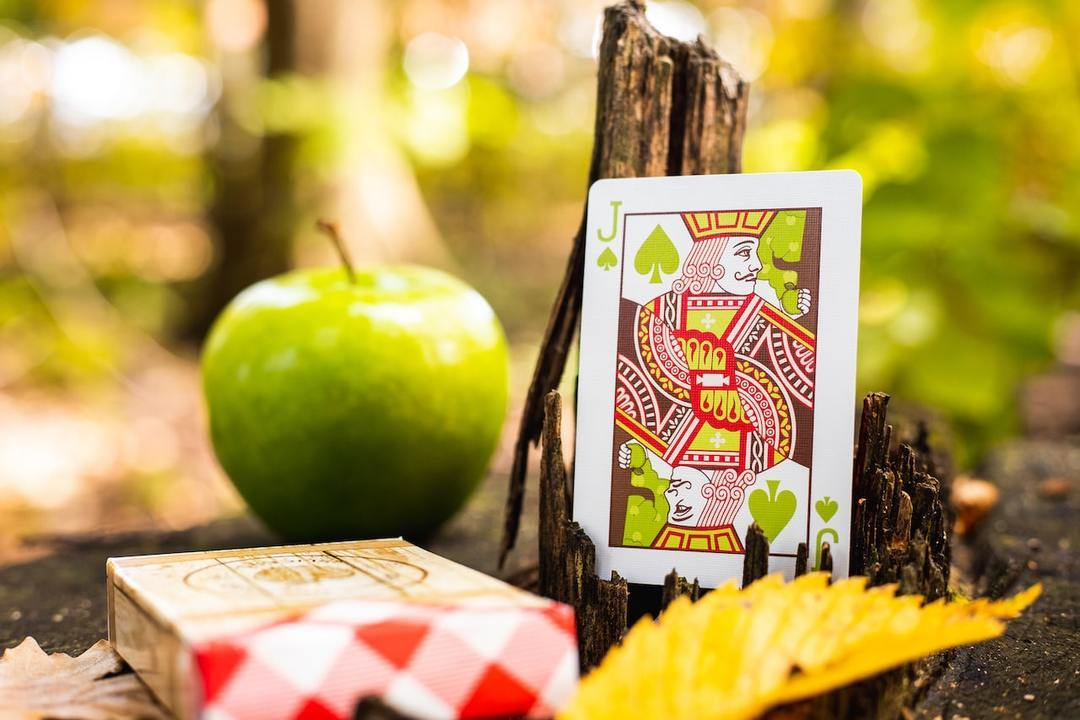 Slicer Playing Cards by Riffle Shuffle Alt12