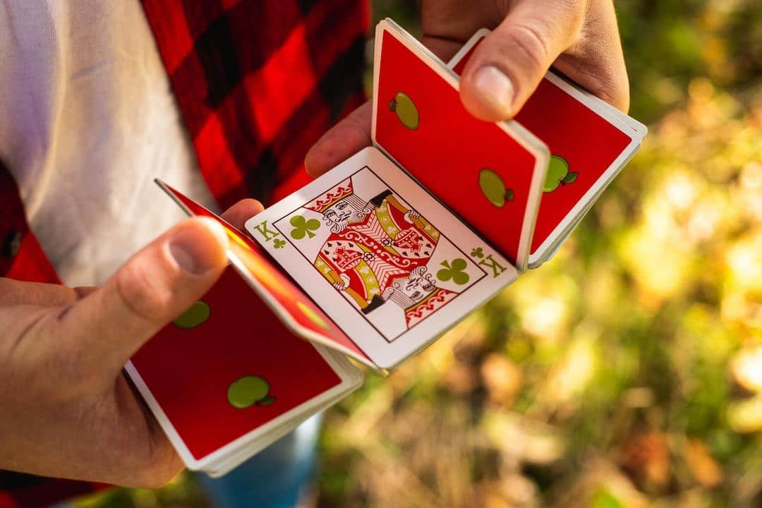 Slicer Playing Cards by Riffle Shuffle Alt14