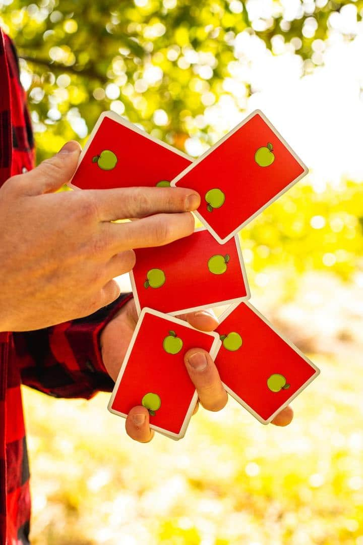 Slicer Playing Cards by Riffle Shuffle Alt15