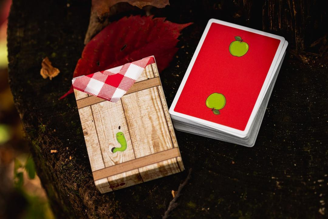 Slicer Playing Cards by Riffle Shuffle Alt5