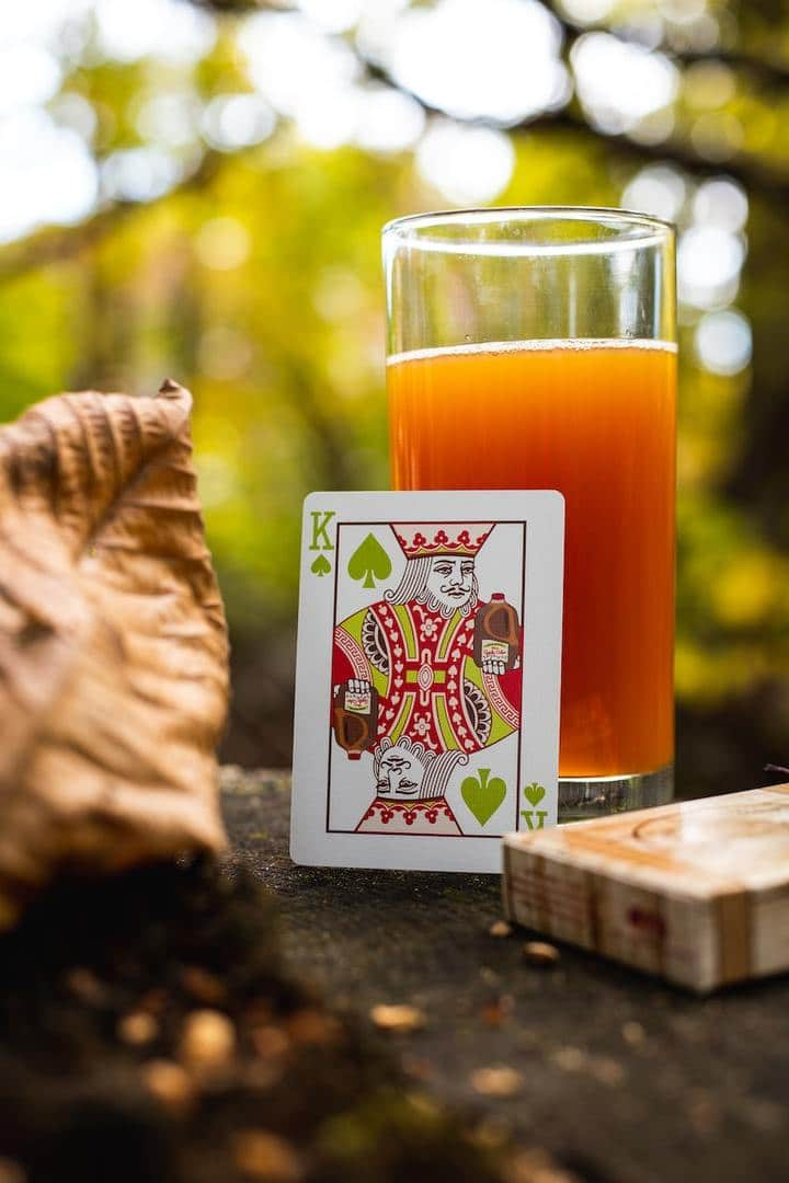Slicer Playing Cards by Riffle Shuffle Alt8