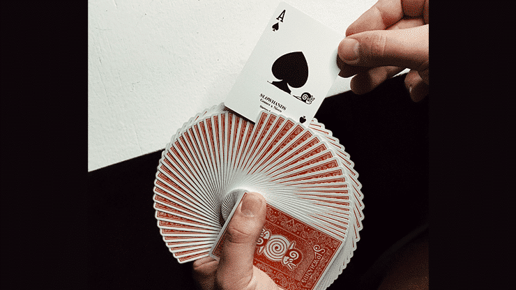 Slow Hands Playing Cards Alt3