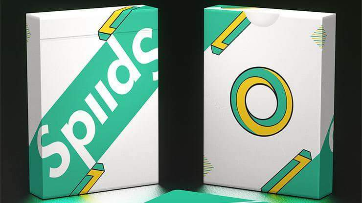 Spud Playing Cards (Green Edition) Alt1