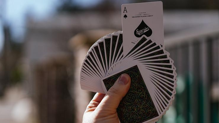 Superior (Rainbow) Playing Cards by Expert Playing Card Co Alt6