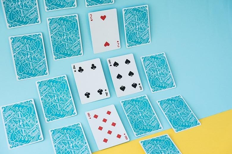 Surf Playing Cards by Riffle Shuffle Alt3
