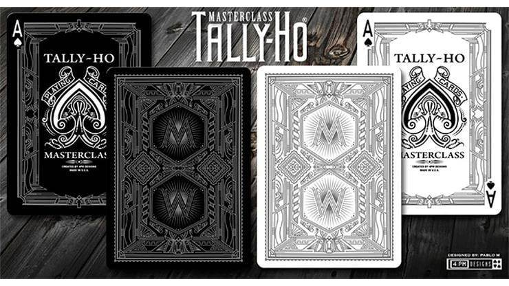 Tally Ho Masterclass Black Alt3