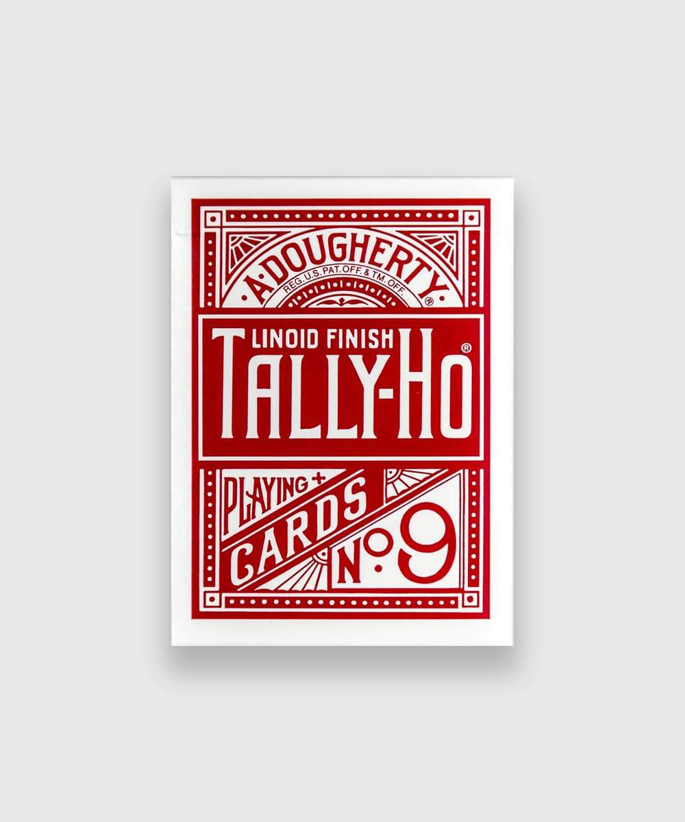 Tally Ho Red Galerie