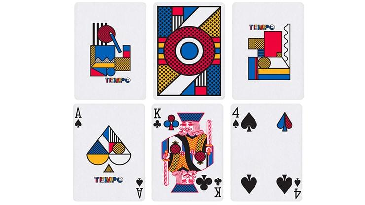 Tempo Playing Cards by Gemini Alt3