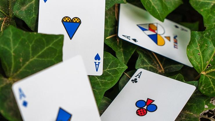 Tempo Playing Cards by Gemini Alt4