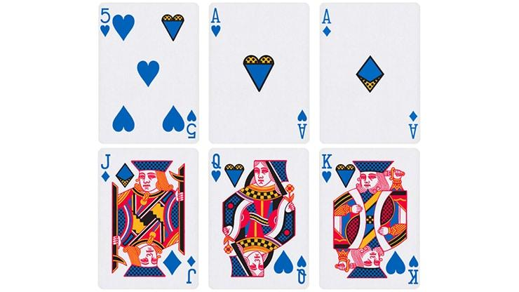 Tempo Playing Cards by Gemini Alt5