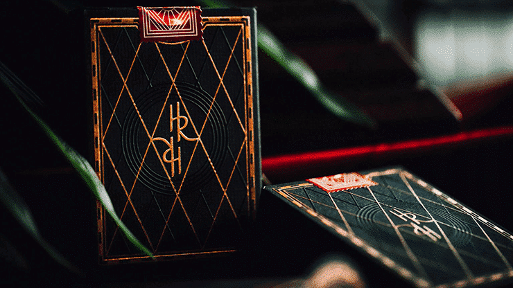 The Hollywood Roosevelt Playing Cards by theory11 Alt2