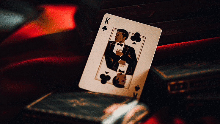 The Hollywood Roosevelt Playing Cards by theory11 Alt5