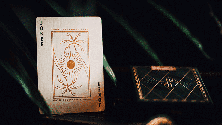 The Hollywood Roosevelt Playing Cards by theory11 Alt6