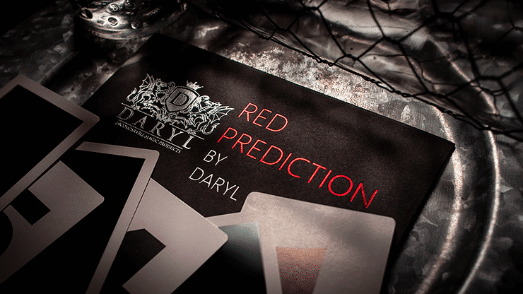 The Red Prediction by DARYL Alt1