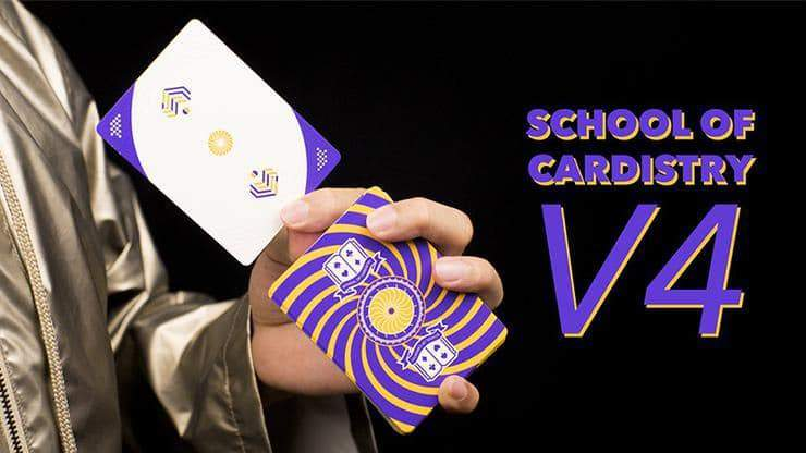 The School of Cardistry V4 Deck Alt6