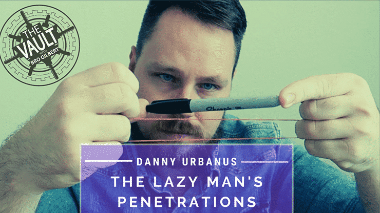 The Vault - Lazy Man's Penetrations by Danny Urbanus