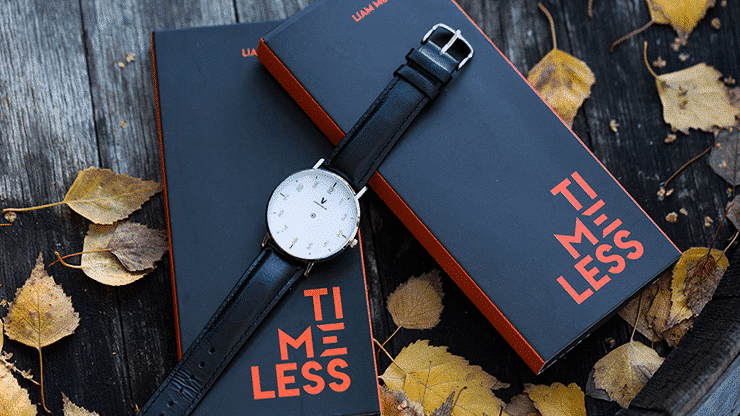 Timeless Deluxe by Liam Montier and Vanishing Inc Alt1