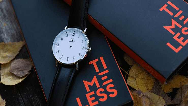 Timeless Deluxe by Liam Montier and Vanishing Inc Alt2
