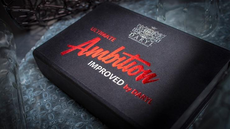 ULTIMATE Ambition Improved by DARYL Red Alt1
