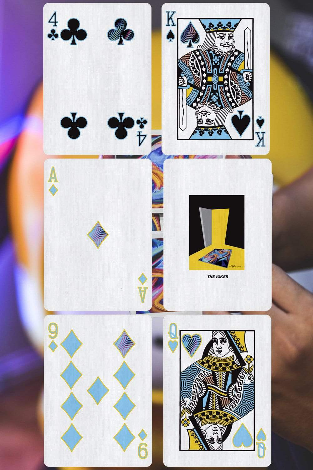 Ultra Playing Cards by Gemini Alt1