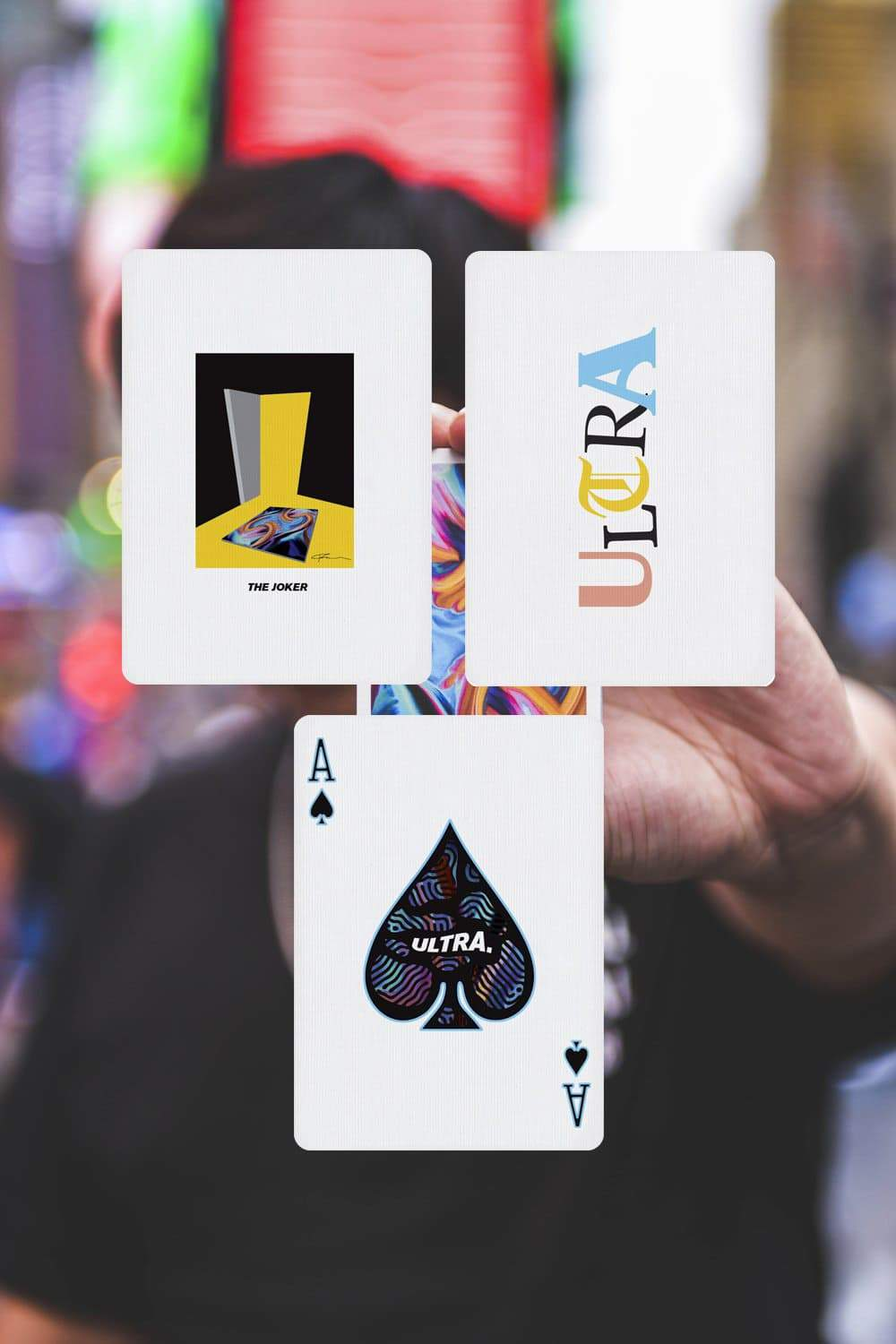 Ultra Playing Cards by Gemini Alt2