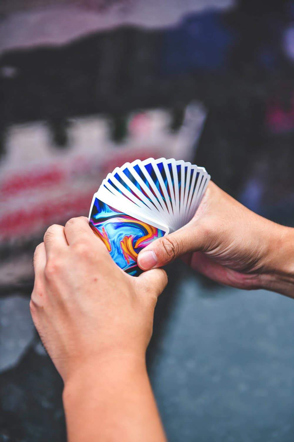 Ultra Playing Cards by Gemini Alt4