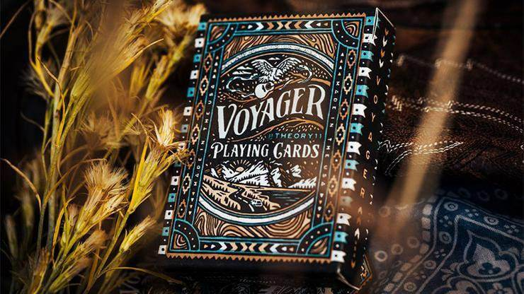 Voyager Playing cards by theory11 Alt1