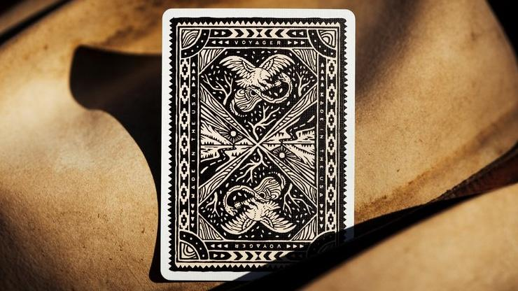 Voyager Playing cards by theory11 Alt3