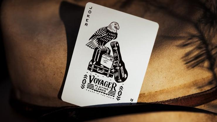 Voyager Playing cards by theory11 Alt4