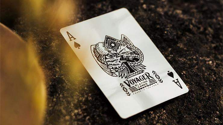 Voyager Playing cards by theory11 Alt5