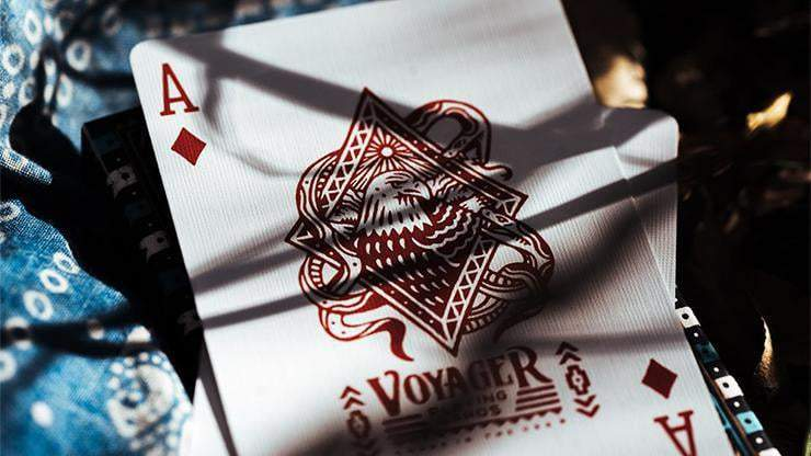 Voyager Playing cards by theory11 Alt6