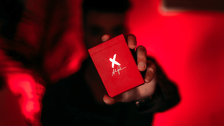 X-Deck-Red-Signature-Edition-Playing-Cards-by-Alex-Pandrea-Alt56