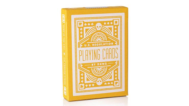 Yellow Wheel Playing Cards Alt1