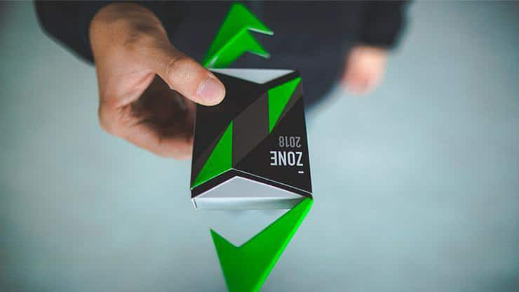 Zone Playing Cards Cardistry Deck Alt1