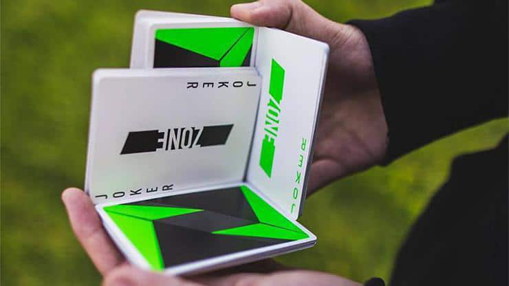 Zone Playing Cards Cardistry Deck Alt4