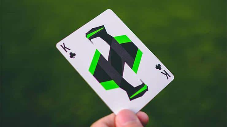 Zone Playing Cards Cardistry Deck Alt5