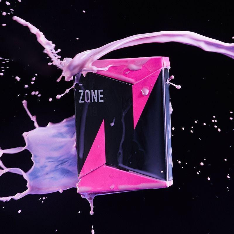 Zone Playing Cards Pink Alt1