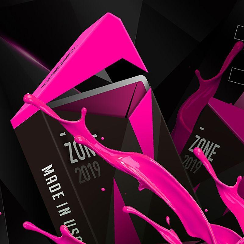 Zone Playing Cards Pink Alt2
