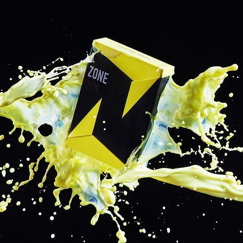 Zone Playing Cards Yellow Alt1