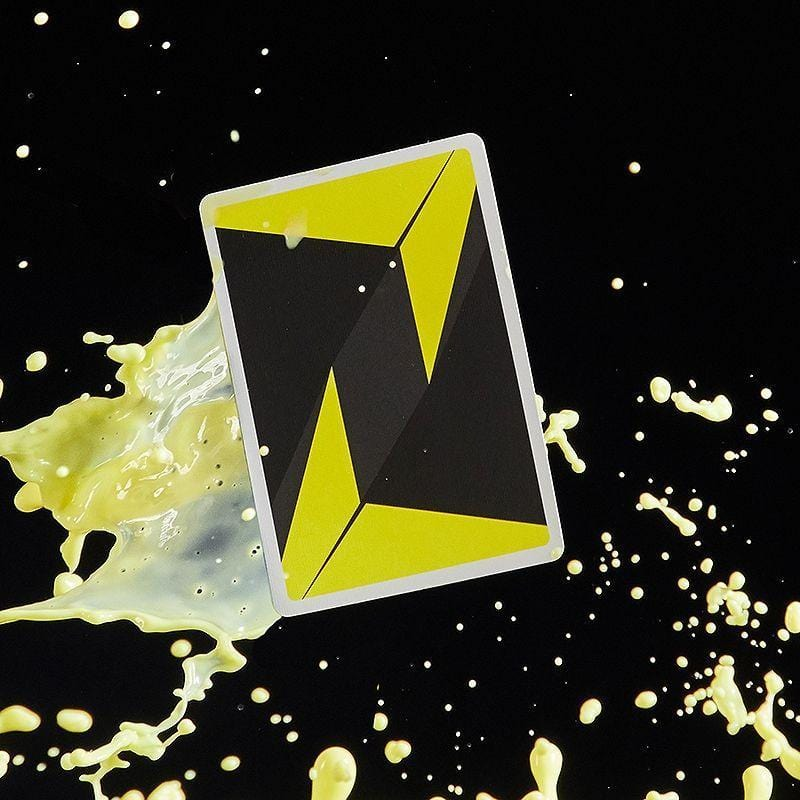 Zone Playing Cards Yellow Alt2