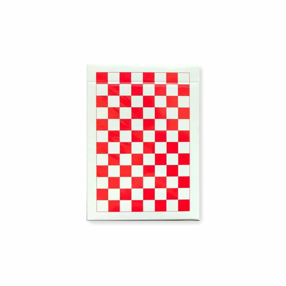 Anyone Worldwide Red Checkerboards
