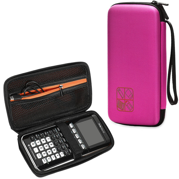 BOVKE Calculator Case for Texas Instruments TI-84 Plus CE