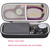 BOVKE Carrying Case for 3M Littmann Classic III Stethoscope